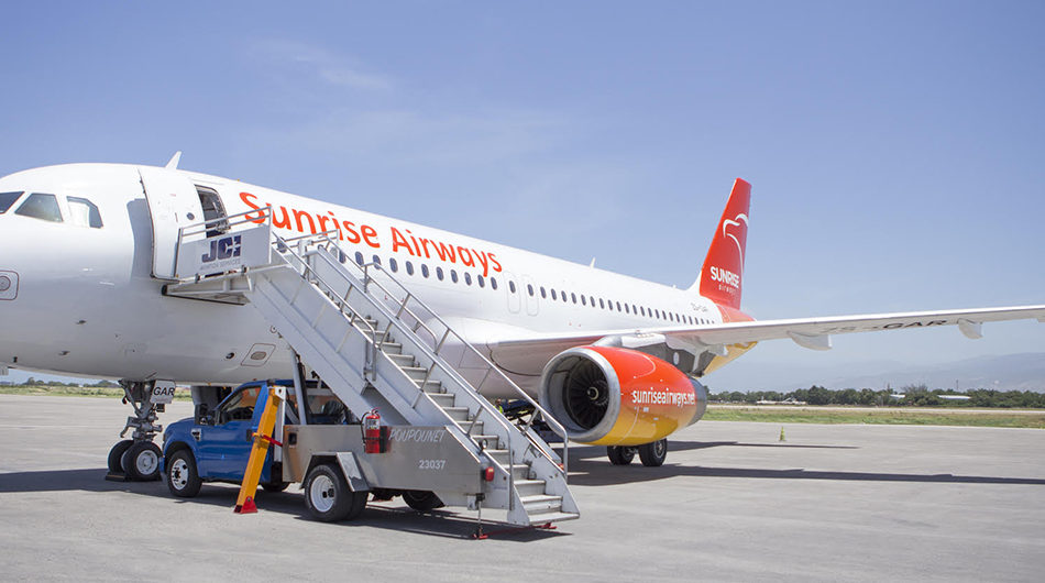 Image result for sunrise airways boeing