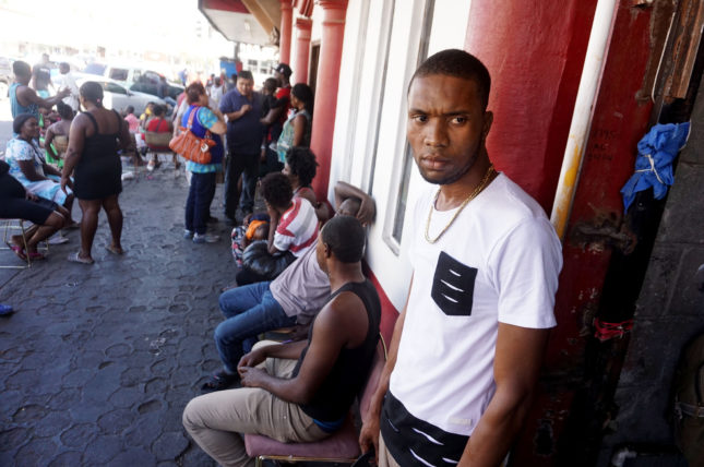 Image result for Haitians in MExico