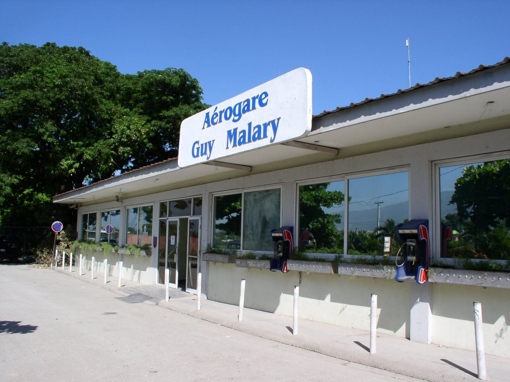 Image result for Guy Malary airport