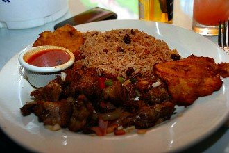 Haiti national rice, haiti national dish