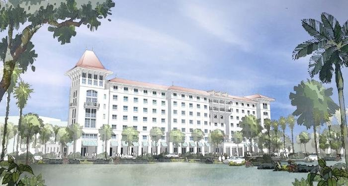 The Toussaint L Ouverture International Airport In Port Au Prince Is Construction Of This Mega 250 Rooms 5 Star Hotel For Cost 38 Million