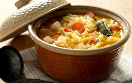 Soup joumou, haiti