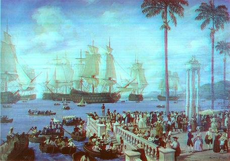French colonial navy in Haiti