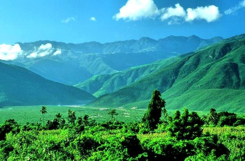 What Are The Top  Natural Resources Of Haiti